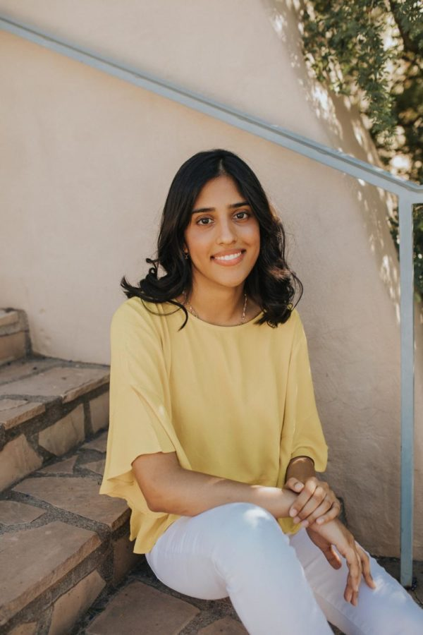 Senior Misaal Irfan started @Millenialbrown. The Instagram account focuses on current political issues.
