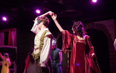Brophy theatre brings Romeo and Juliet to life
