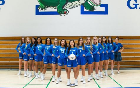 Varsity Volleyball Defends Their State Title