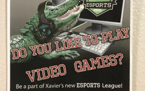 Paving the way for STEM: ESports Comes to Xavier