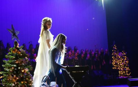 Inside the Christmas Pageant