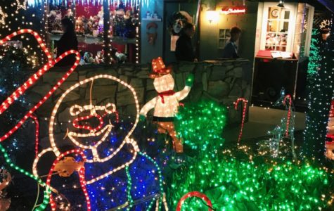 Arcadia Christmas lights house makes a comeback this year