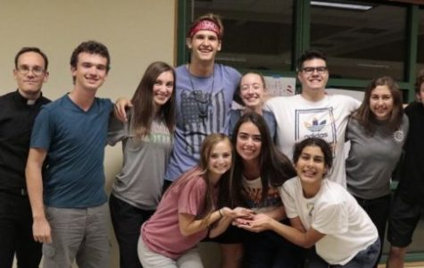 Xavier students kick off first Kairos ever