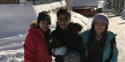 Lookback on the Father/Daughter Ski Trip
