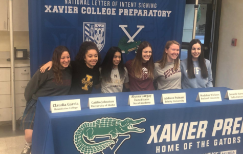 6 Gators Sign National Letters of Intent