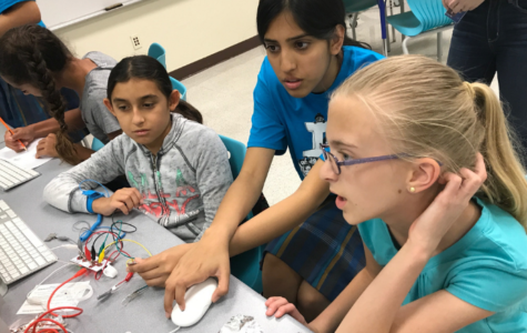 Girls Have IT Camp: an exciting STEAM opportunity
