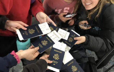 Xavier students travel to Aachen, Germany