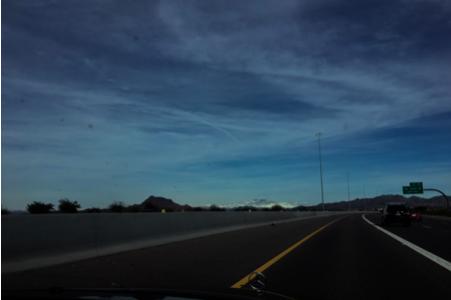 Arizona's Harsh Weather Result of El Niño Storm System