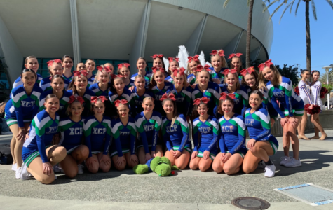 Spiritline Completes Season at Nationals