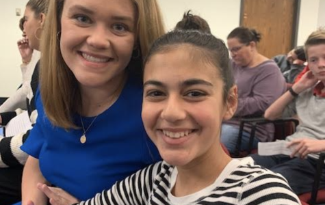 Xavier Student and Teacher pass a Bill for Dyslexia awareness