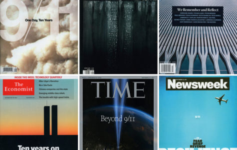 Remembering 9/11 Through Magazine Tributes