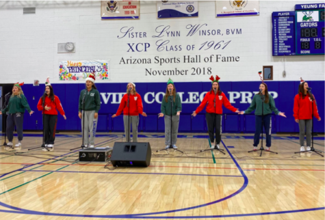 XCP Canned Food Drive 2019