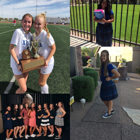 Student Athlete Highlight: Oliva Petrine