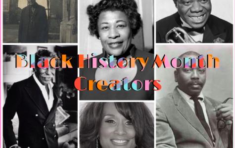 Black History Month Creators
