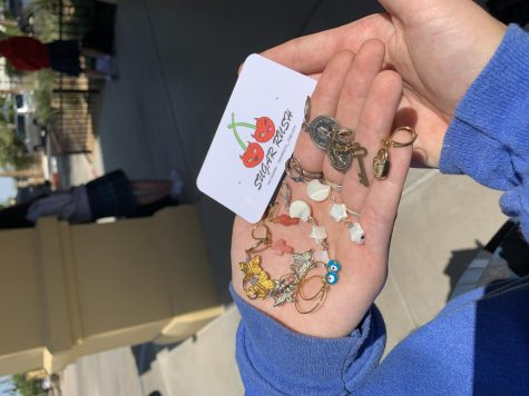 Junior Daniela Rivera makes and designs beautiful homemade jewelry, and has her own small business  called Sugar Rush. You can see all her products @sugarrush_jewelryy on Instagram.